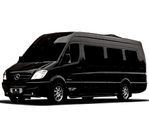 Mercedes Sprinter Limo Rental in Corona CA