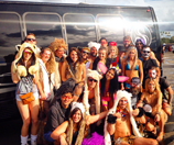 Temecula Wine Tasting Party Bus Transportation From Newport Beach, CA