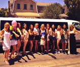 Birthday Limo Rental Rates in Orange County, CA